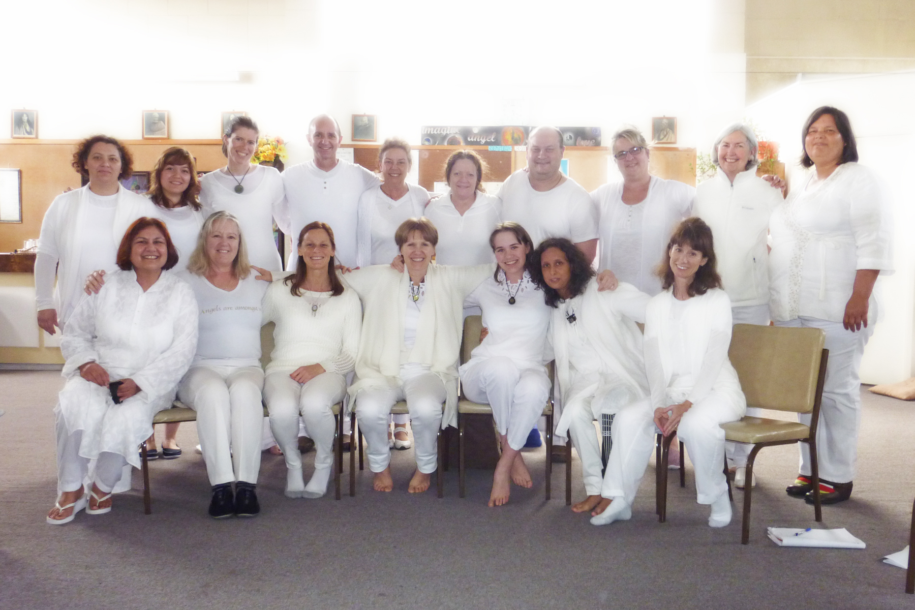 Spirit Healing September 2014 - with Angelie