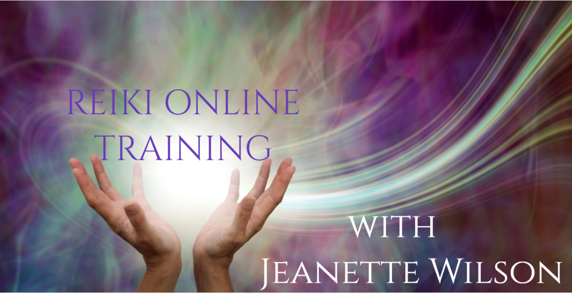 REIKI ONLINE TRAINING
